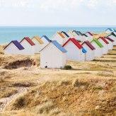 Strandhütten Gouville 2016