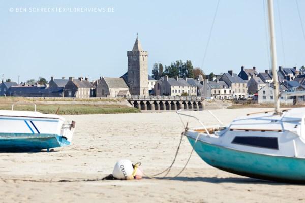 Portbail Cotentin Normandie 7701