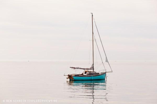 Segelboot Normandie 1381