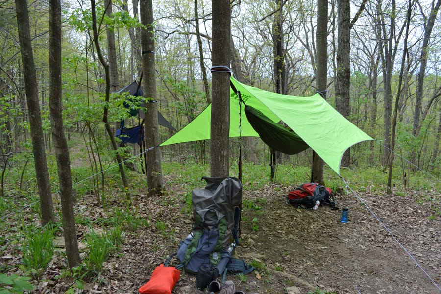 Hammock c&site & 3 Ways To Stay Safe From Wild Animals When You Hammock Camp ...
