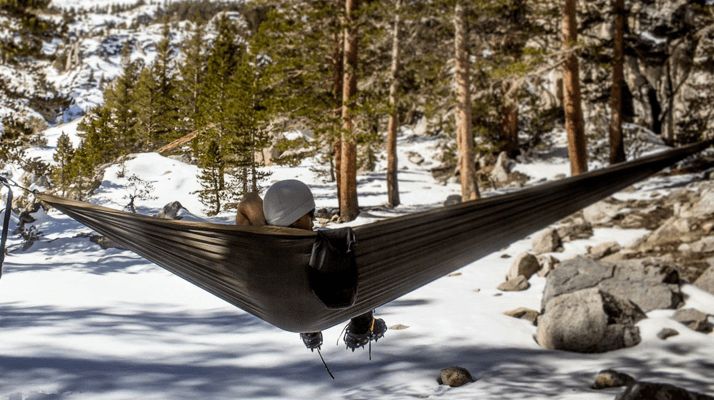 keeping bugs out hammock camping tip #2 upside down mosquito net hammock