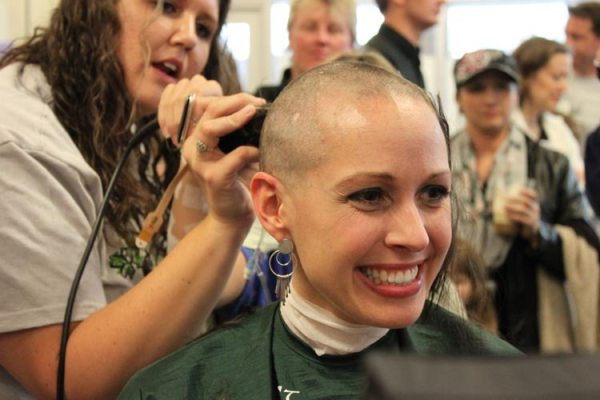 Heartwarming Stories of People Who Had Their Heads Shaved ...