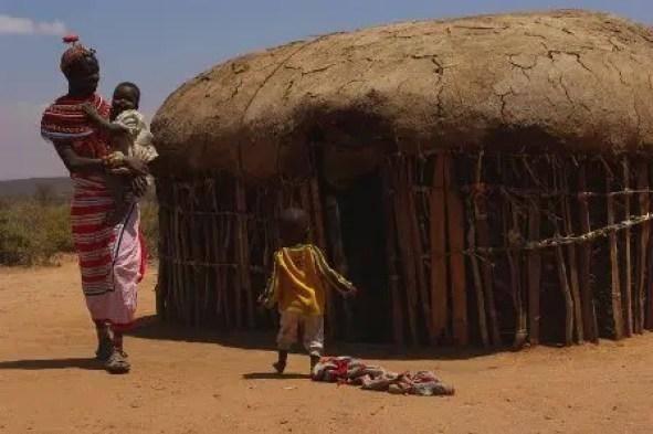 Umoja Women's Village in Kenya
