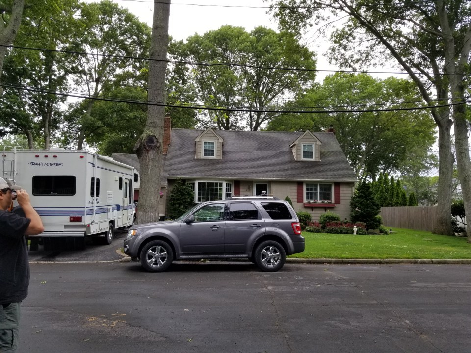 My old home in Sayville on the south shore of Long Island, NY