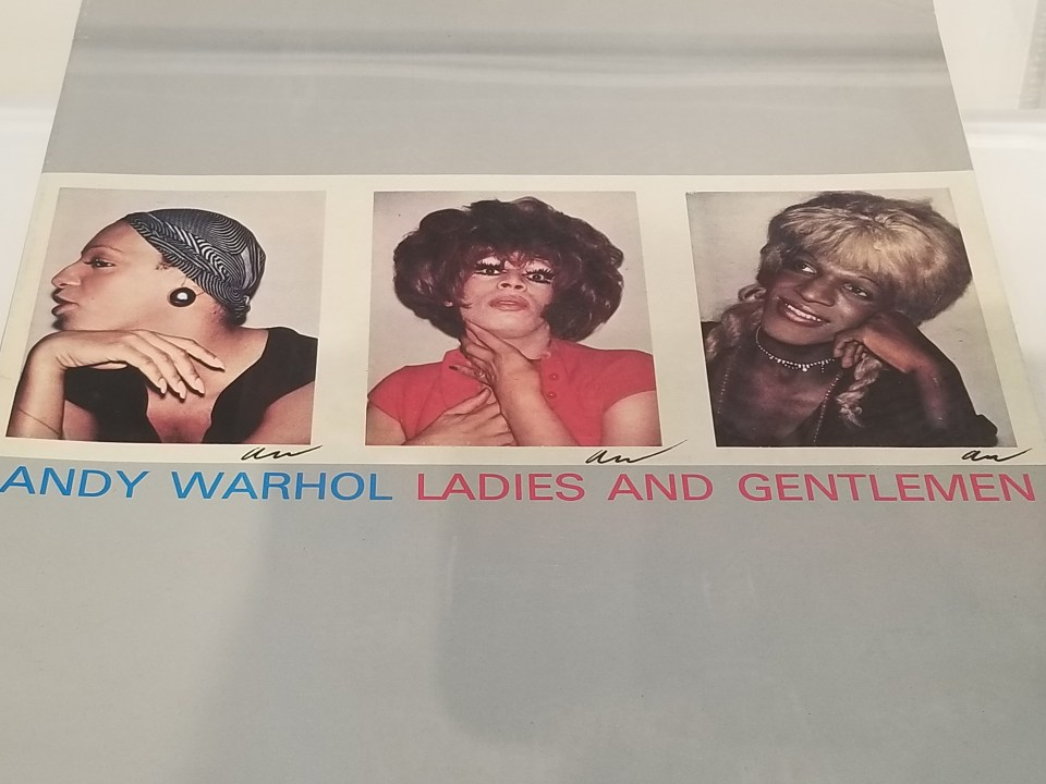 see Andy Warhol's Ladies and Gentleman is a thing to do in Jacksonville FL