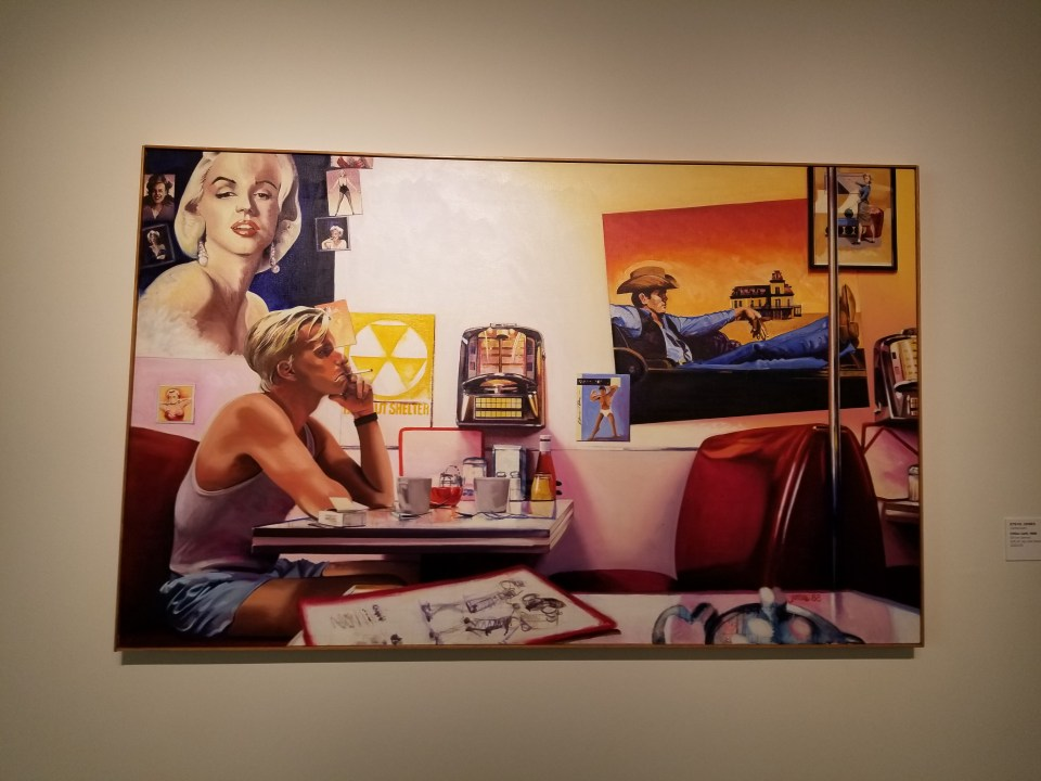 see art work by Steve Jones is something to do in Jacksonville FL