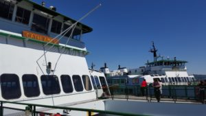 Get to Vashon Island by Ferry Boat