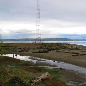 KVI Beach (Point Heyer) Vashon Island Washington
