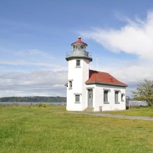 Point Robinson Vashon Island Washington