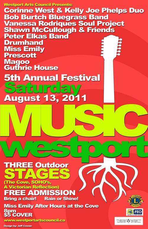 Westport Music Festival