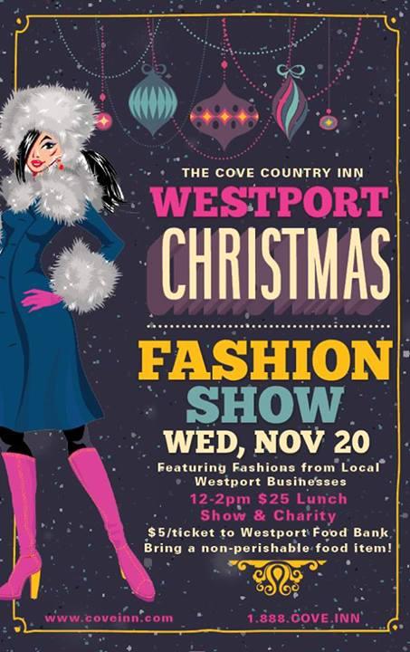 Westport Christmas Fashion Show