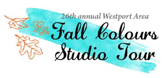 Thanksgiving Weekend  Annual Westport Area Fall Colours Studio Tour