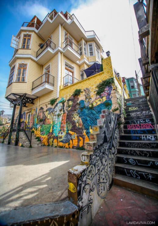These photos of Valparaiso in Chile are incredible! Check out this post for travel inspiration guaranteed to have you wanting more!