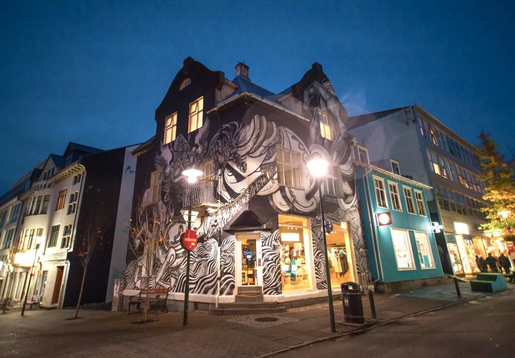 reykjavik town night life