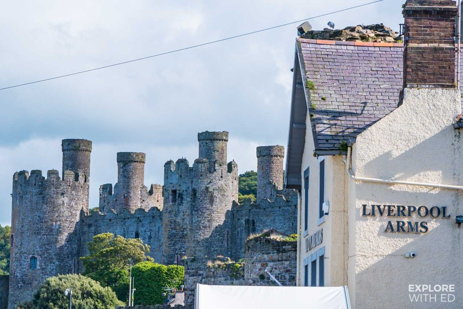 Liverpool Arms, The Quay, Conwy