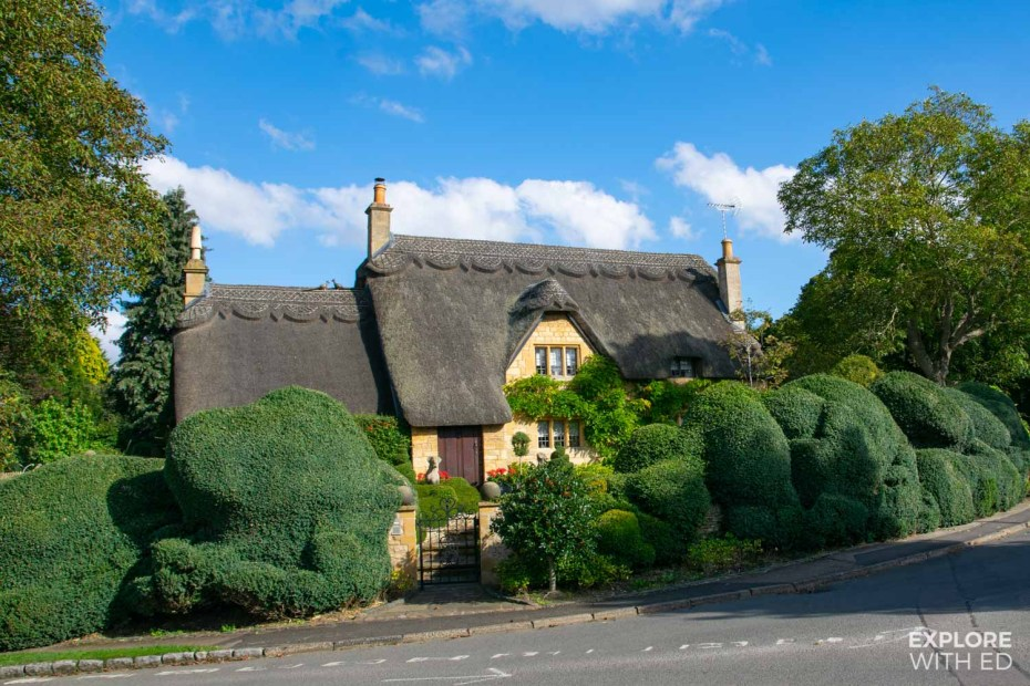 Charming cottage holidays in The Cotswolds, England