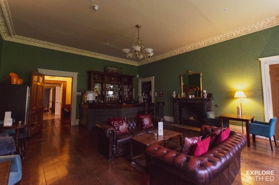 The Library Bar, Nanteos Mansion