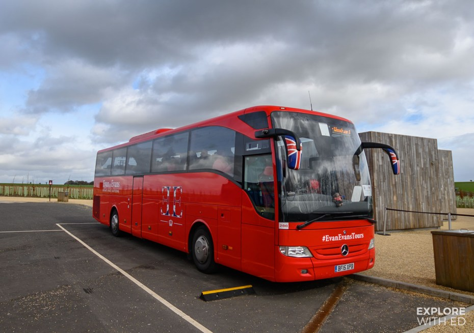 Evan Evans Tours coach tours from London {AD}