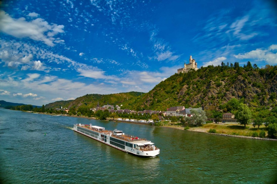 Viking River Cruise on the Rhine