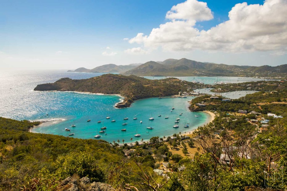 Shirley Heights cruise excursion Antigua [Ad]