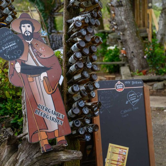 Brewery for Pilgrims on The Way of Saint James