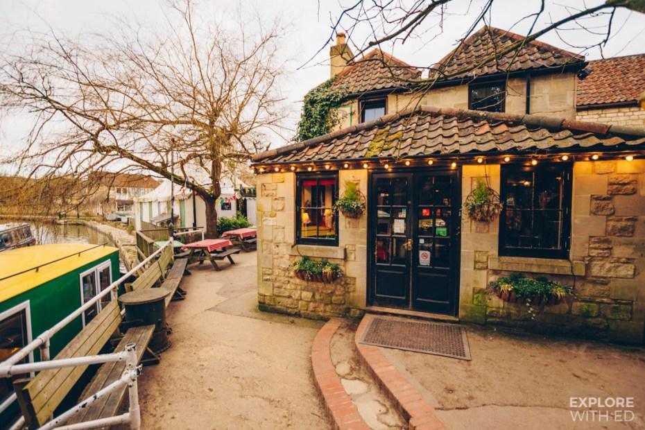 The Lock Inn Cafe, Bradford-on-Avon