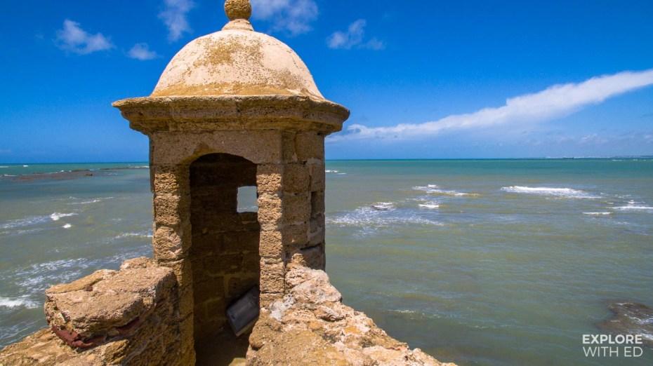 Castle of Saint Catalina