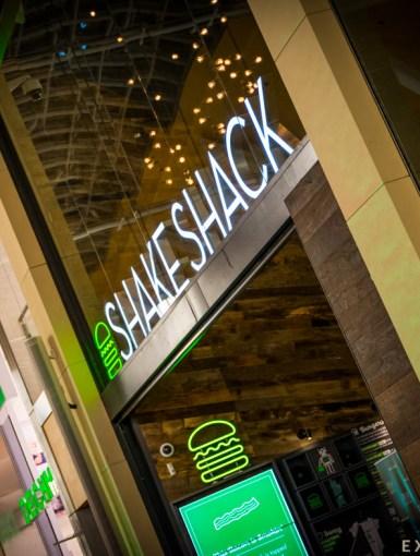 Shake Shack, St Davids Dewi Saint 2 Cardiff, Restaurants