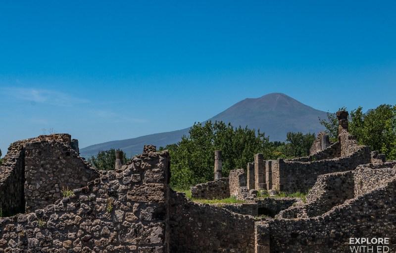 Pompeii and Mount Vesuvius tour