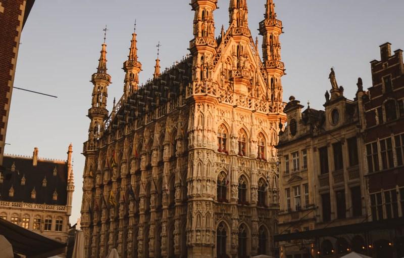 Leuven, Visit Flanders