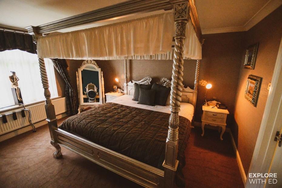 Llyndir Hall Hotel in Wrexham near Chester