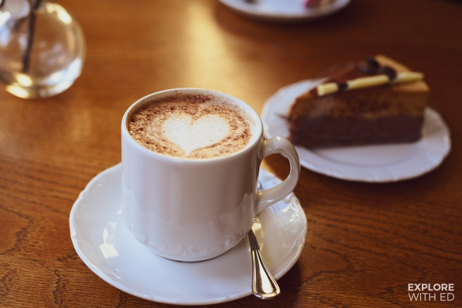 Places for hot chocolate in Tallinn
