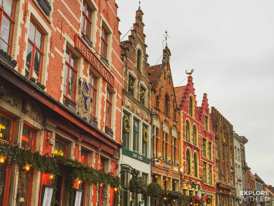 Best hot chocolates in Bruges