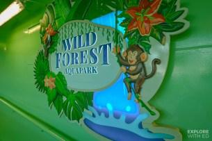 Wild Forest Aquapark, MSC Grandiosa