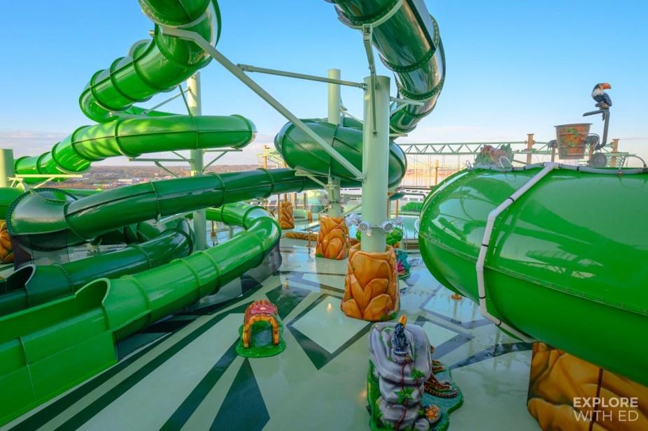 MSC Grandiosa Aquapark