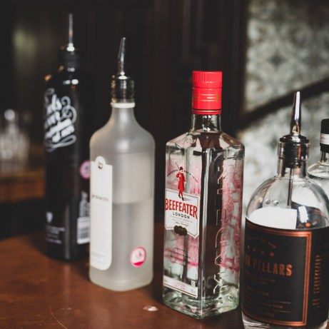 Gin Masterclass at The Milk Thistle