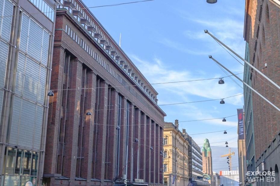 Stockmann department store, Helsinki