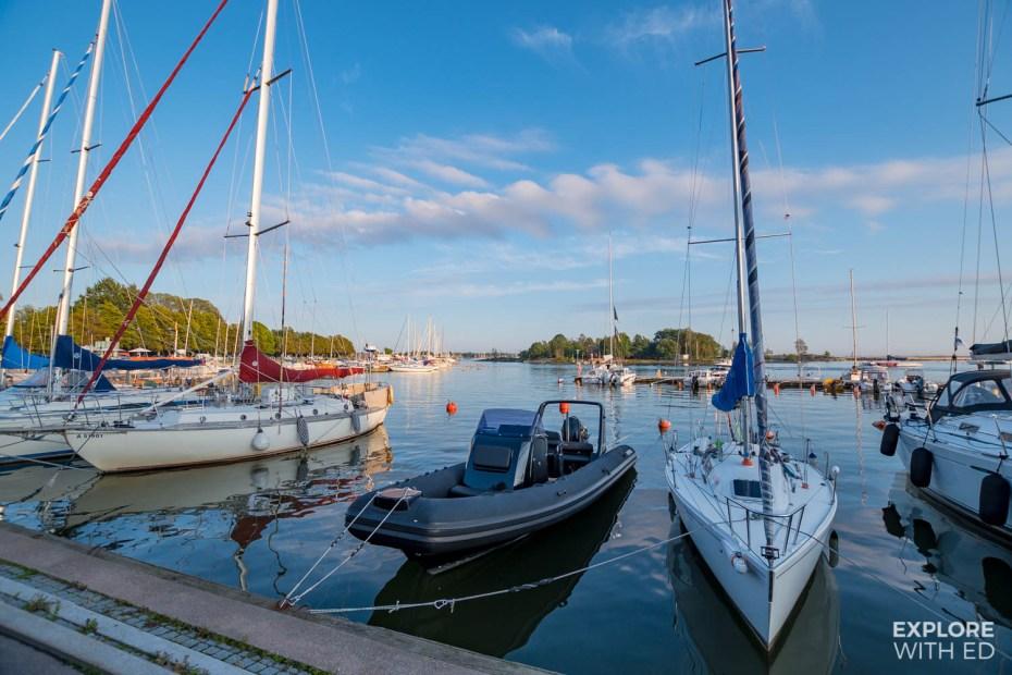 Helsinki Marina