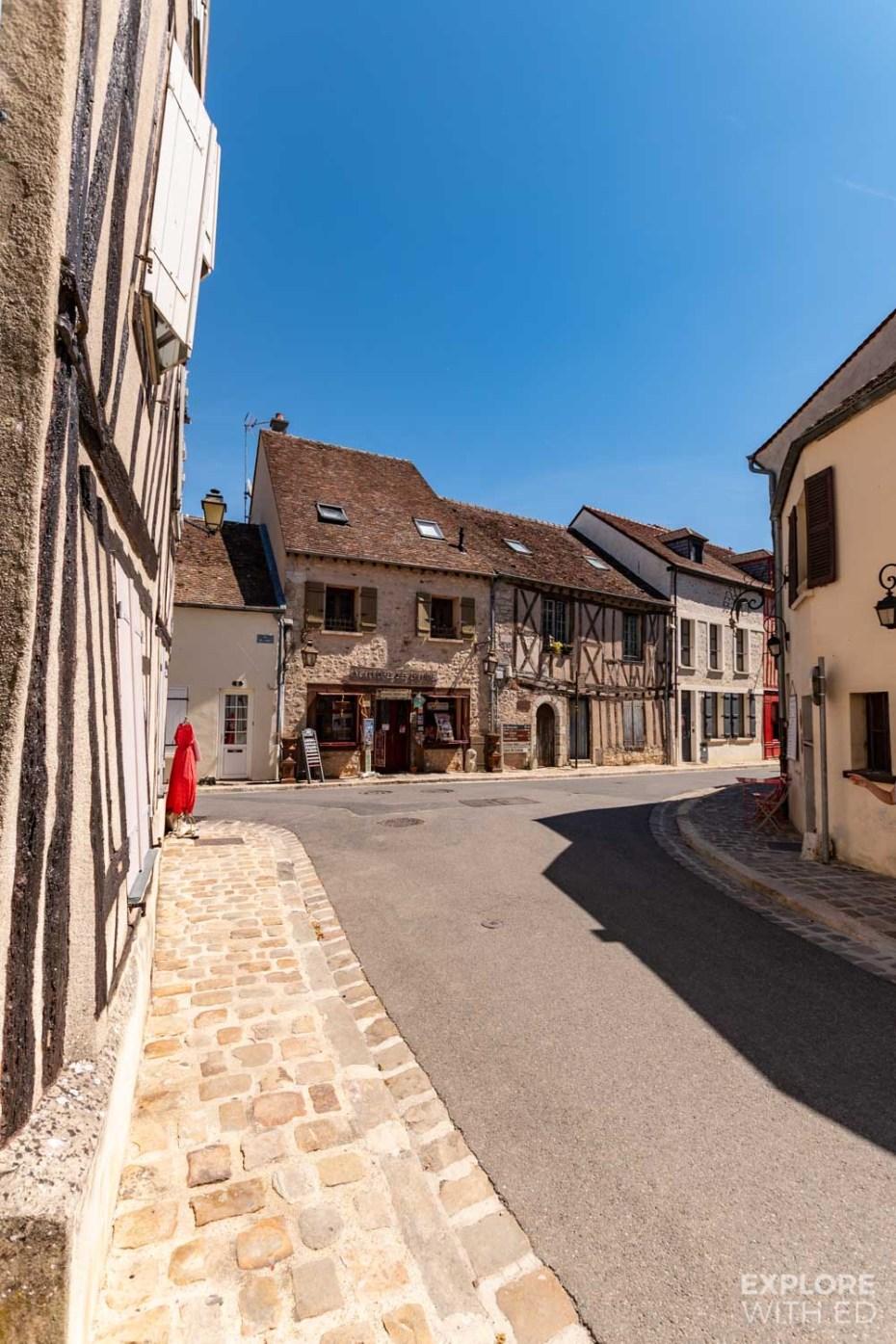 Rue Saint-Jean in Provins