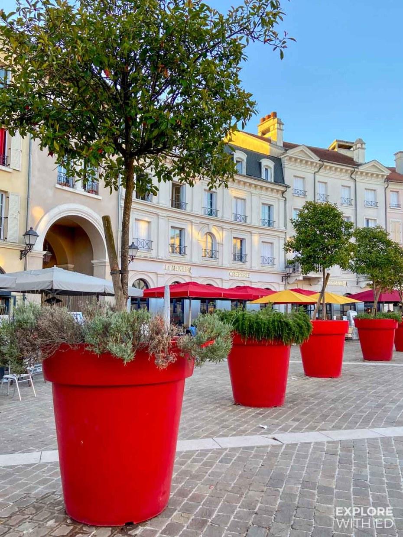Restaurants in Val D'Europe Serris