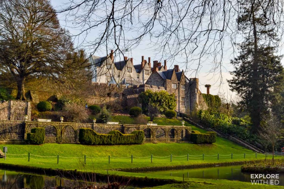 St Fagans Castle