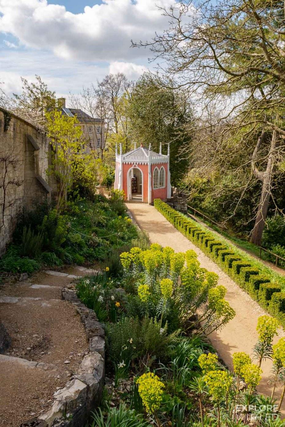 Painswick Rococo Garden Little House