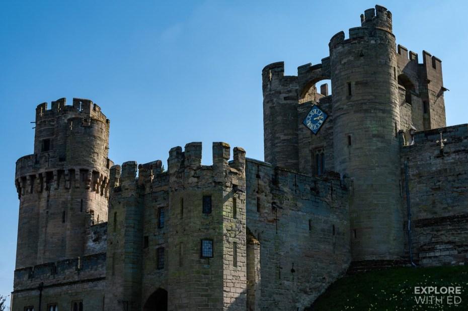 Warwick Castle Fortress