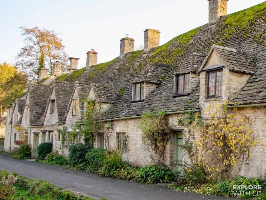 Arlington Row Weaver's Cottages