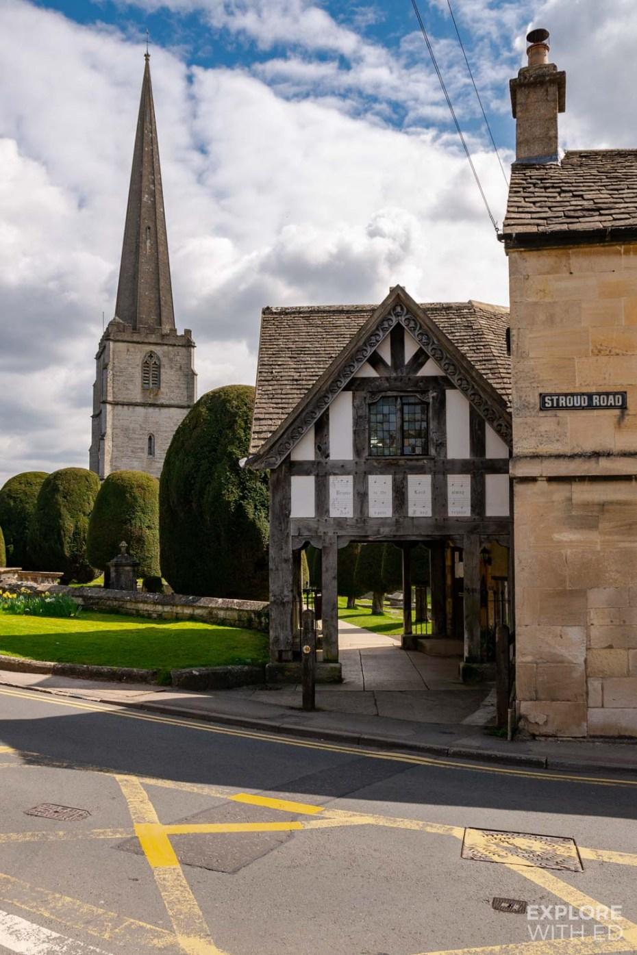Painswick Church