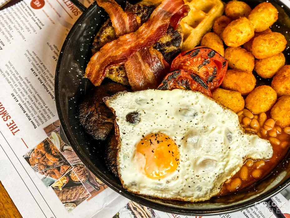 Hickory's Breakfast, Rhos-on-Sea