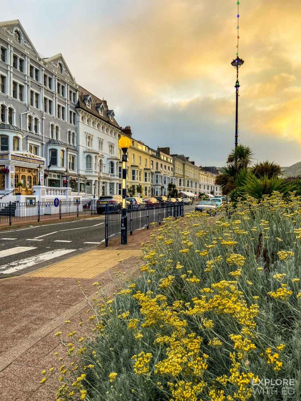 Llandudno Promenade