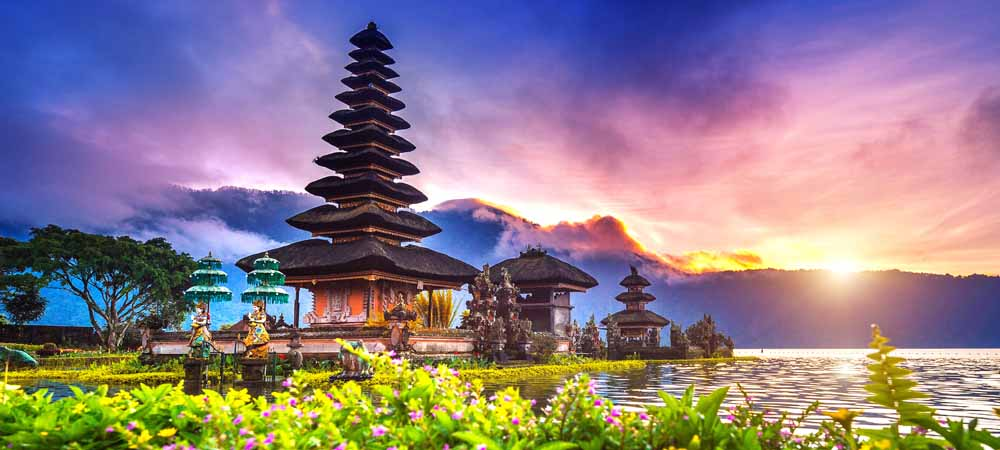 Spectacular Bali Tour, active Bali vacation and luxury honeymoon