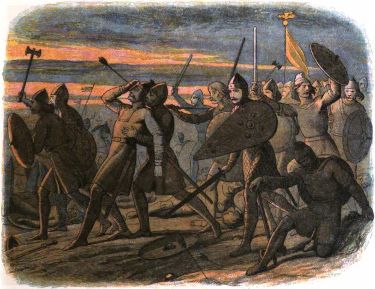 Death of King Harold