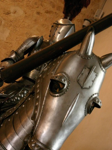 Suit of Armour, Segovia Alcazar